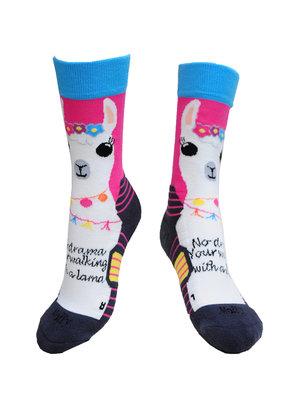 Lama hiking socks