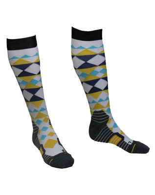 Diamonds socks