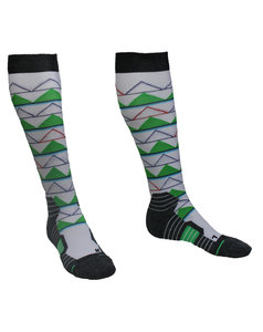 Triangle classic socks