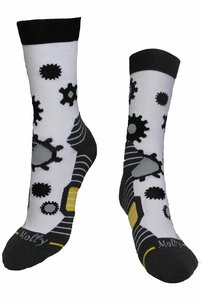 Steampunk Socks